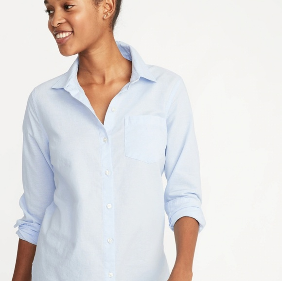 Old Navy Tops - Classic Button Down Shirt